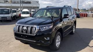 2018 New Landruiser Prado