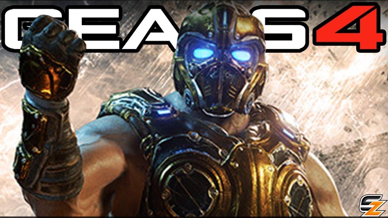 Gears of War 4 - Golden Gear, Fuel Depot, 2018 DLC & New Gear Packs!