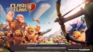 Hileli Clash of clans ( Eğlenceli Saldırılar )