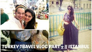 Turkey Travel Vlog Part 2 || Istanbul || Clothes and Creativity - Follow me around Hagia Sophia, Blue Mosque and Grand Bazaar in Istanbul. :) Watch Turkey Travel Vlog Part 1 here ...