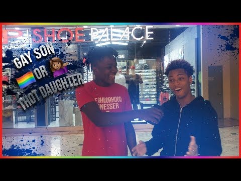 WOULD YOU RATHER HAVE A GAY SON 🌈 OR THOT DAUGHTER 💁🏽 | PUBLIC INTERVIEW (SPECIAL EDITION)