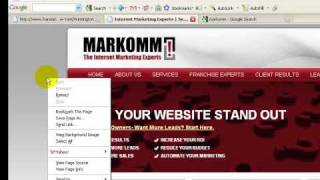 SEO - Markomm - 3 Keys to Google's Front Page