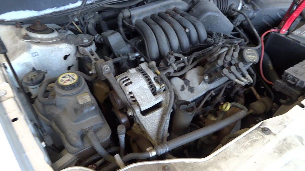2002 Ford Taurus Engine Diagram 24 Volt Relay Wiring V6 1998