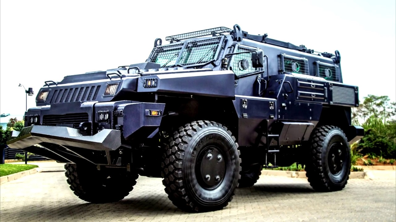 10 Best armored vehicles - YouTube