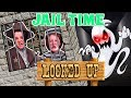 FREAKY FAMILY GETS LOCKED UP IN JAIL?  HAUNTED HOUSE & WILD SNAKE!!...FUNKEE BUNCH VACA