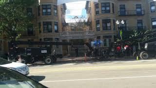 Equalizer 2 Movie sence in Boston