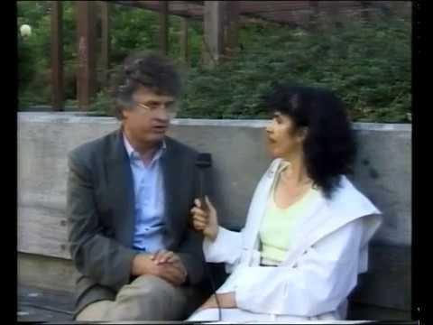 Luc Sala interview Muriel Clement: Myster lokale media visie, juli '96