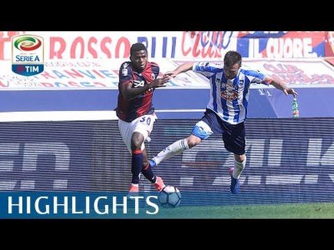 Bologna - Pescara - 3-1 -  Highlights - Giornata 36 - Serie A TIM  2016/17