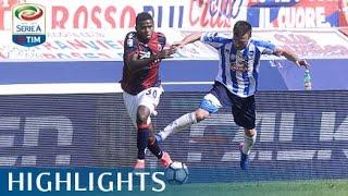 Bologna - Pescara - 3-1 -  Highlights - Giornata 36 - Serie A TIM  2016/17 streaming