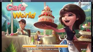 Cafe World ios