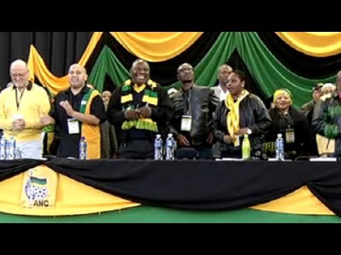 Ramaphosa addresses W Cape ANC General Council - Stellenbosch, 17 June 2017