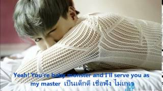 she s a monster got7 cover thai ver