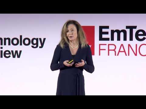 #EmTechFR Antoinette Matthews - 10 Breakthrough Technologies of 2017