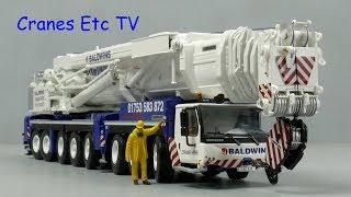 WSI Liebherr LTM 1500-8.1 Mobile Crane