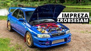 Subaru Impreza GC/STI - nie dodawaj gazu...