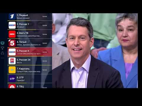 Peers TV —  онлайн ТВ и архив передач