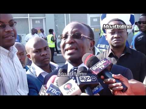 """MWAKYEMBE """"UJIO WA EVERTON NI FURSA KUBWA KWA TANZANIA"""""""