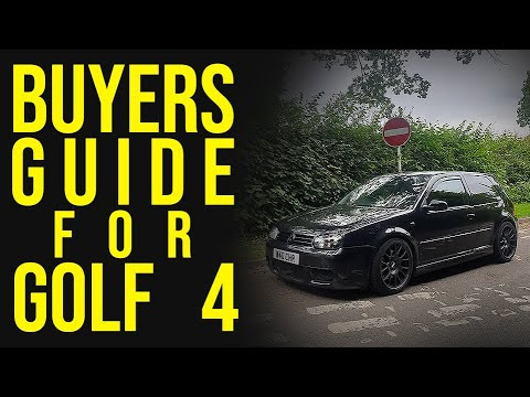 Download Buyers Guide For Golf 4 (Things To Look Out For)