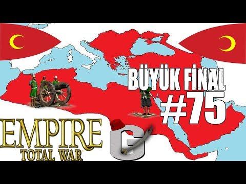 SON-Empire Total War #75 DÜNYA FETHİ