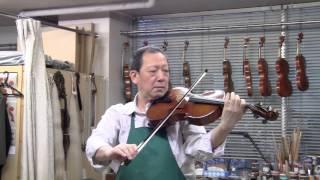 弦楽器トリオお勧め ポーランド製ヴィオラ ヤン・ボバーク