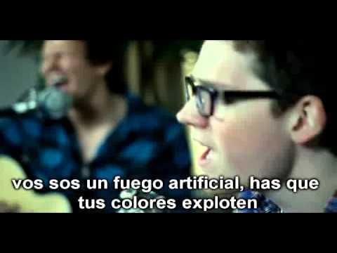Firework (Alex Goot y Tayler Ward sub español)