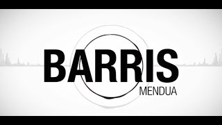 BARRIS - Mendua (Official Lyric Video)