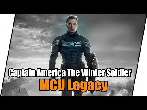 Captain America The Winter Soldier Marvel Studios Legacy