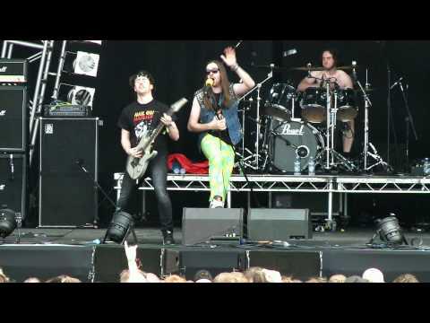Gamma Bomb - Slam Anthem - Bloodstock 2013