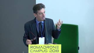 Roma Drone Campus 2018: Conferenza inaugurale e consegna degli Awards - Drone Channel TV