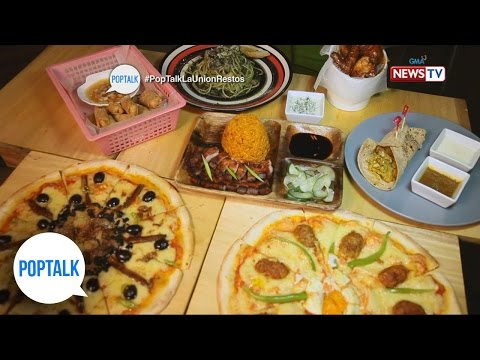 PopTalk: Food trip in La Union