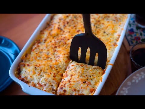 halal-lasagna-recipe-|-easy-minced-beef-lasagne-|-hungry-for-goodies