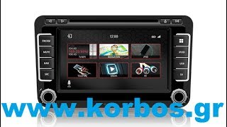 Dynavin N7-VW ΠΡΩΤΗ ΠΑΝΕΛΛΗΝΙΑ ΠΑΡΟΥΣΙΑΣΗ ΟΘΟΝΗΣ www.korbos.gr