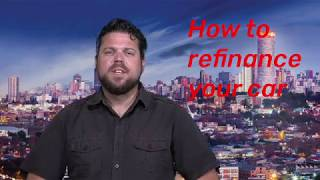 How to refinance your car