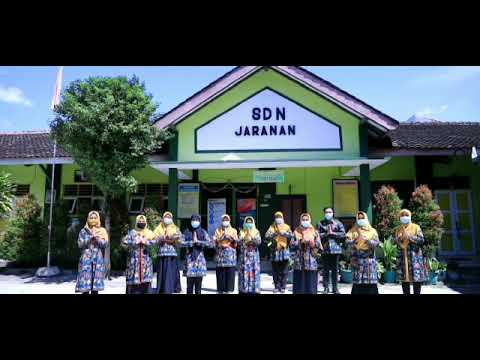 SD Negeri Yogyakarta Selamat Idul Fitri 1442 H