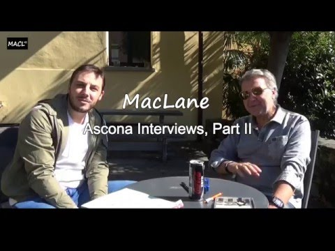 """MacLane - Ascona Interview Part 2: Making Of """"Major Tom Is Calling"""""""