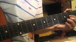Nỗi đau xót xa Guitar cover by Mạnh Khùng