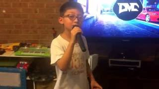 DJ Snake feat. Justin Bieber Let Me Love You Cover and dance video by Preston.
