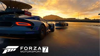 Forza Motorsport 7 1080P Gameplay From Xbox Game DVR