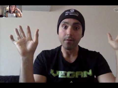 From Criminal Activity to Vegan Activist | An Interview with Joey Carbstrong