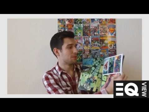 Sensation Comics - Issue One - Review - EQView - DC Comics Dix