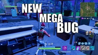 """NEW BUG"" SEE THROUGH EVERYTHING/FORTNITE/xESP__Rubitoloko"