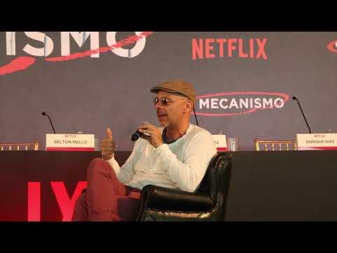José Padilha fala sobre o Mecanismo
