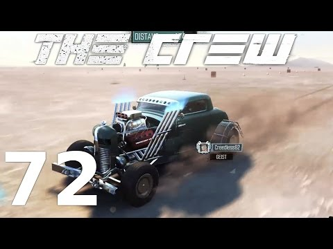 The Crew #72 - Hot-Rod & Sightseeing!! [60FPS/Facecam/PCUltra] - Let's Play The Crew!