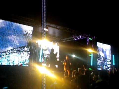 Electrixx- Tetris Dubstep Remix @ Sunset Music Festival 2011