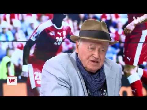 Jan Nowicki o Robercie Lewandowskim