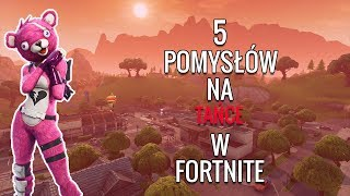 5 IDEAS FOR NEW DANCES! -FORTNITE + GIVEAWAY