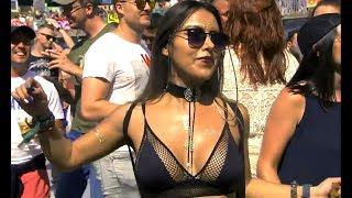 DJ Snake - Magenta Riddim + Michael Jackson - They Don't Care About Us [Salvatore Ganacci Live]