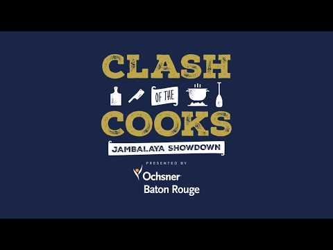 2018 Clash of the Cooks Jambalaya Showdown
