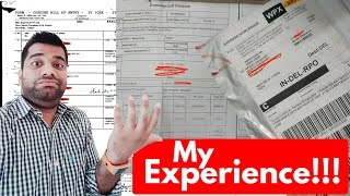 Problem with Indian Customs | BIG Blunder!!!