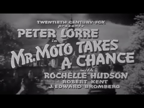 Mr Moto in Mr  Moto Takes a Chance - 1938 - Peter Lorre